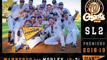 2018-19 Premiers x 3