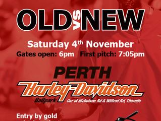 Perth HEAT Old Heat v New Heat