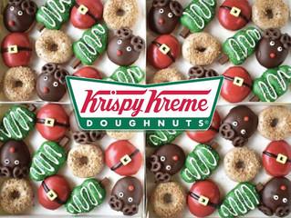 Krispy Kreme Kristmas!