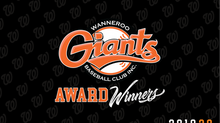 Giants Junior Awards Season 2019-20