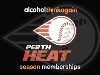 Perth Heat Memberships