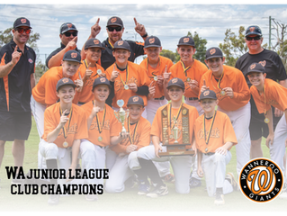 Giants Claim 2nd Club Champs State Title for 2018