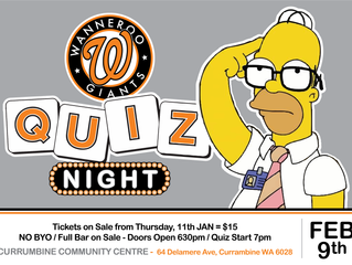 WGBC Quiz Night