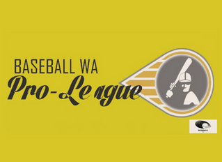 Baseball WA Announces Pro-League to become part of State U18's selection process
