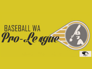 Baseball WA launches Pro-League