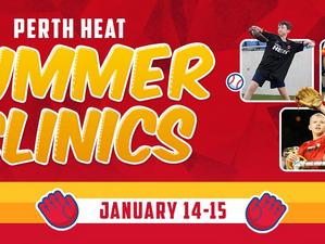 PERTH HEAT Summer Clinic