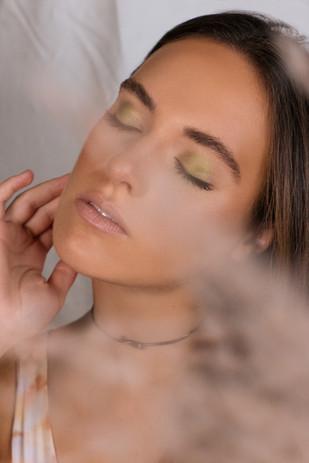 Model: Charlotte T. Photo & HMUA: Delia Bivona