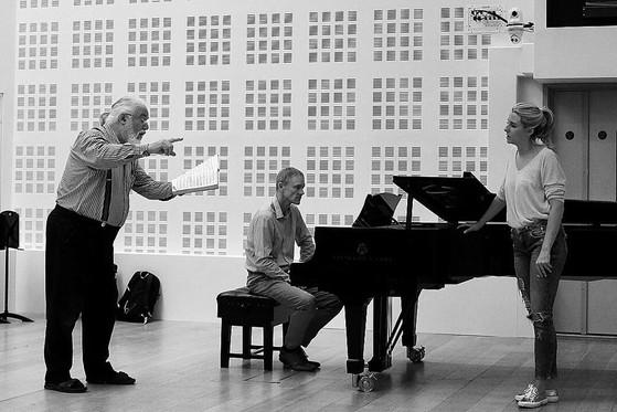 Masterclass with Sir John Tomlinson