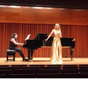 Guildhall recital 2019