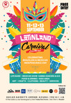 Latinland Carnival Festival on the Bund