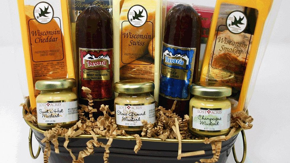 Gift 164 Planter Box Snacks