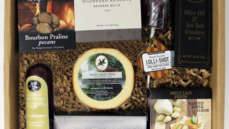 Bourbon Gourmet Gift Box