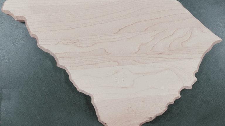 South Carolina American Hardwood Cutting Board