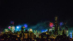 Brisbane Fireworks