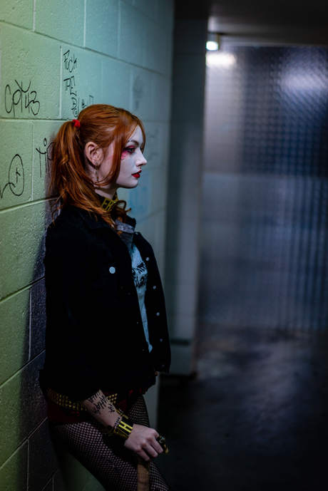 Harley Quinn - Cosplay