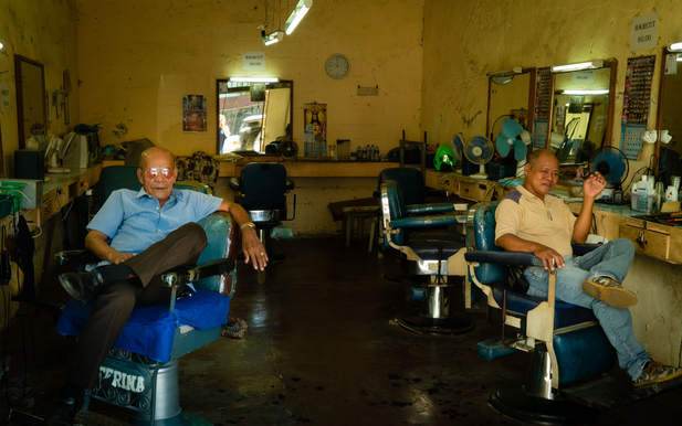 Filipino Barbers