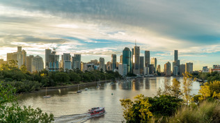 Brisbane River City