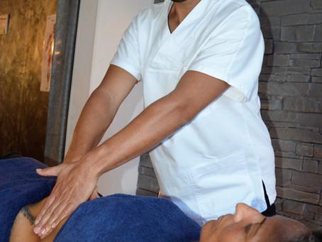 Les  bienfaits thérapeutiques du massage abdominal !