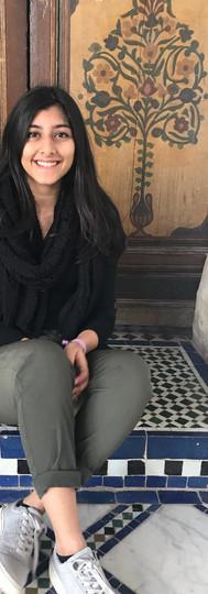 Riya Kothari '21