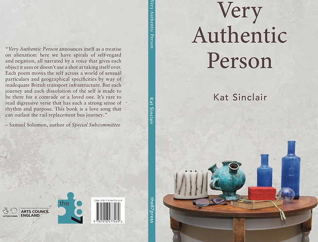 Kat Sinclair: Very Authentic Person