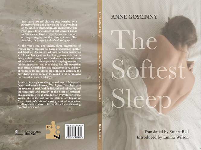 Anne Goscinny tr. Stuart Bell: The Softest Sleep