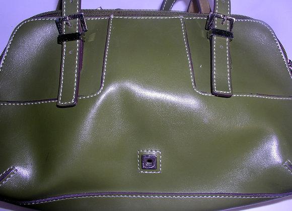 Mondavi Olive-Green Purse