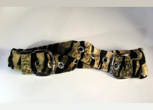 Dark Tiger Buckle Boot Belts
