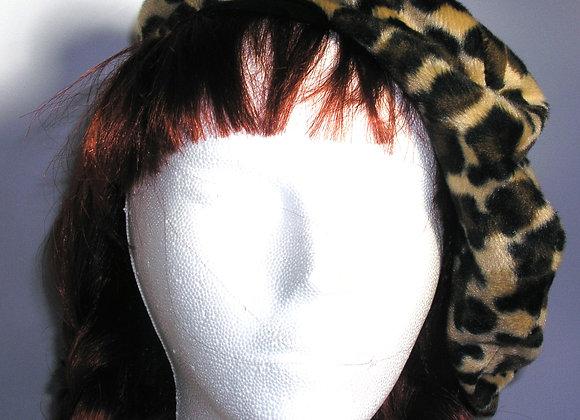 Light Cheetah Beret