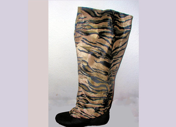 Dark Tiger Boot Covers