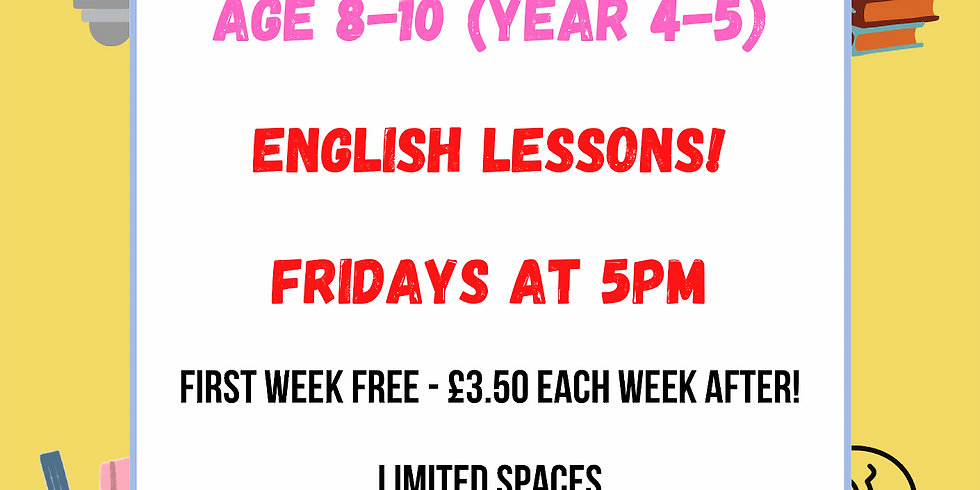 FREE English for Age 8-10 (Keystage 2) with Felix