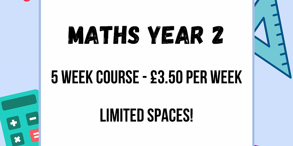 Maths for Year 2 with Ahmed