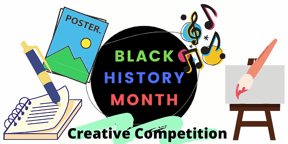Black History Month Creative Competition