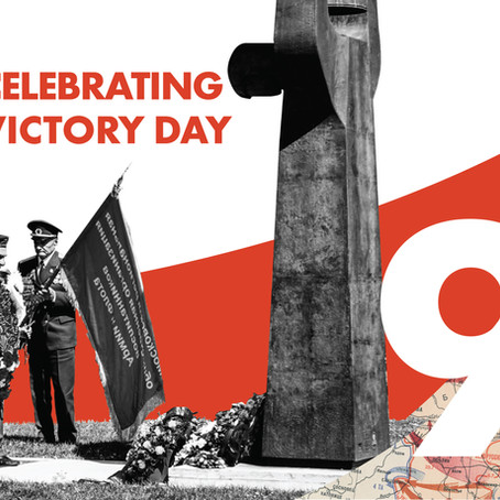 Victory Day 75th Anniversary - 9th May 2020