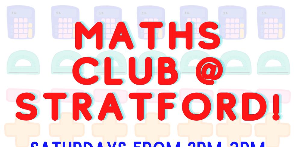 Maths at Stratford (1)