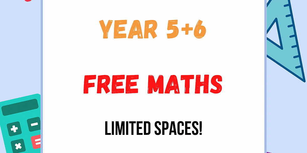 Maths for Years 5 + 6 (Key Stage 2) with Ahmed