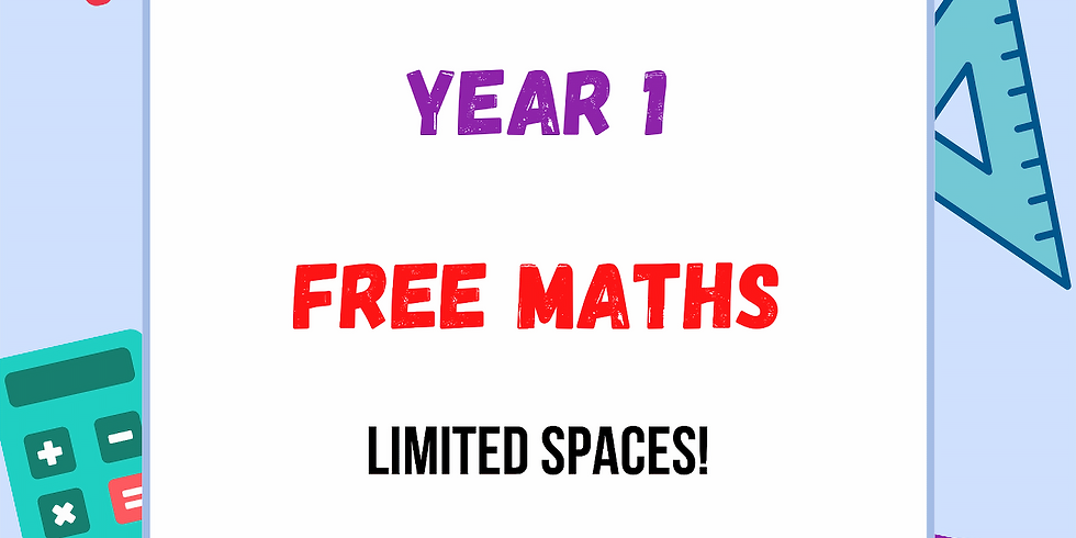 Maths for Year 1 with Ahmed