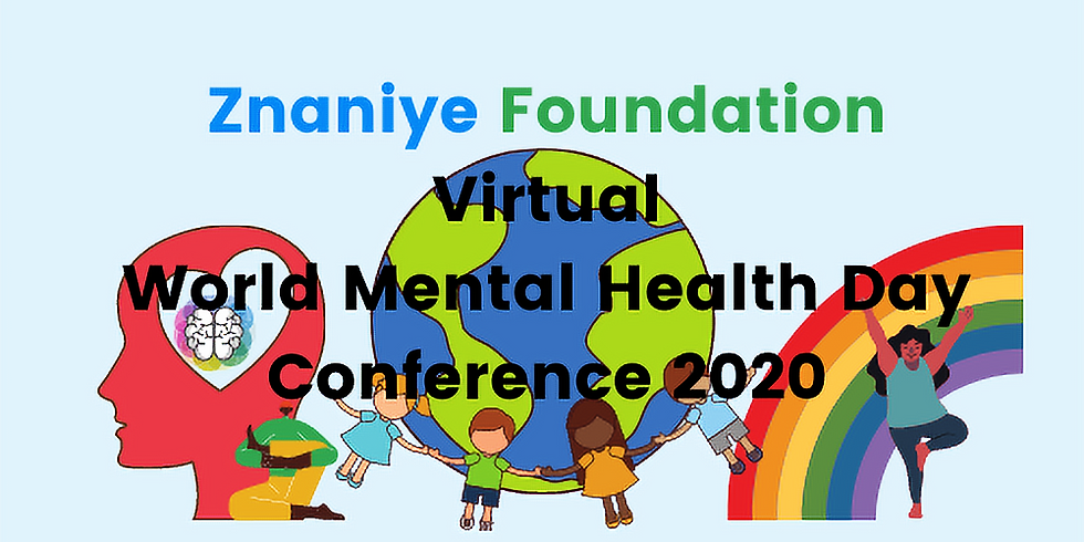 World Mental Health Day Virtual Conference 2020