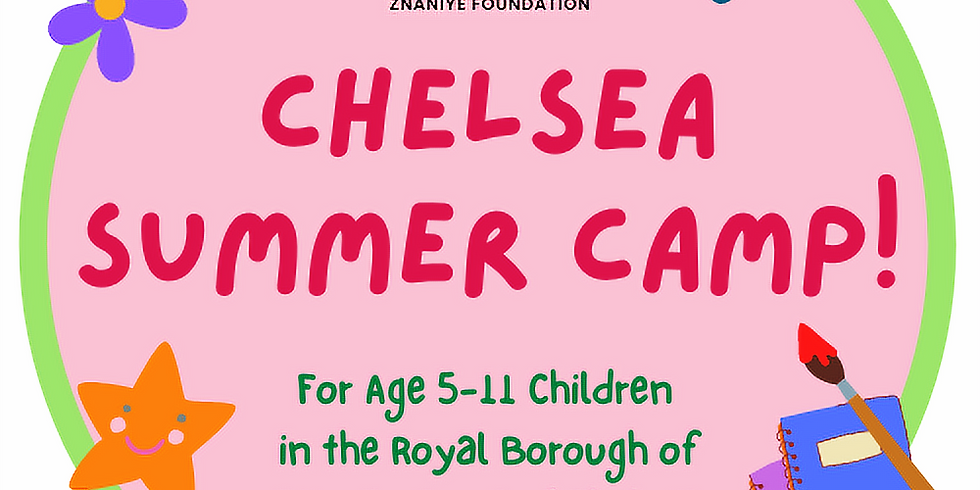 Chelsea Summer Camp 2021