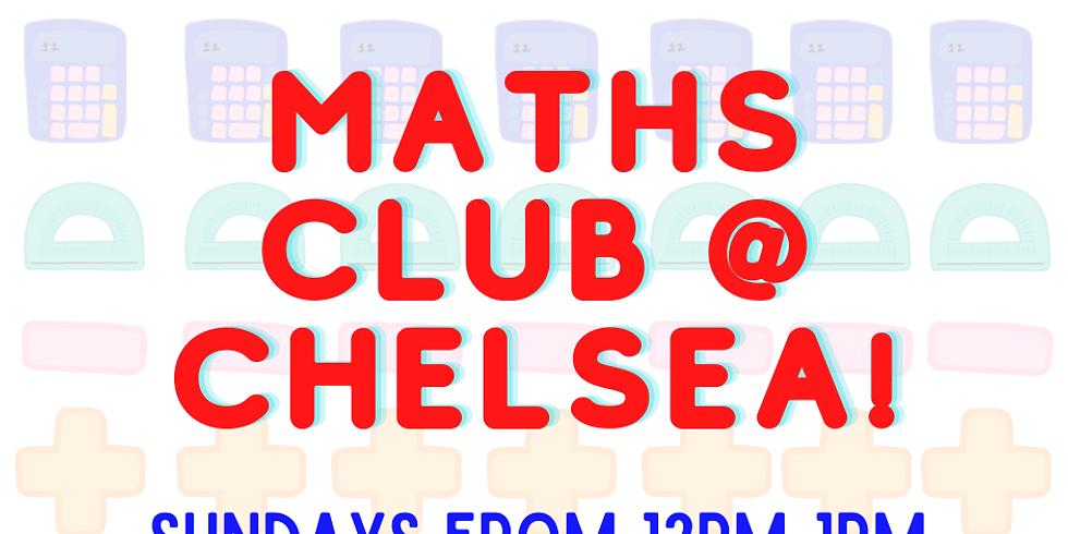 Maths at Chelsea