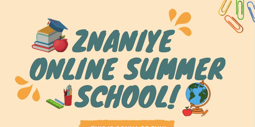 Znaniye Summer School