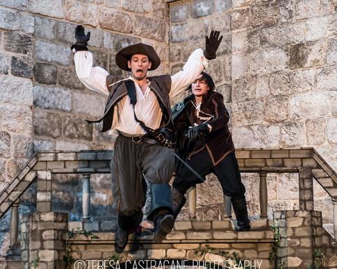 d'Artagnan & Comte DeWarde (Stephen Lopez)