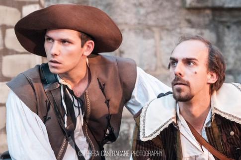 d'Artagnan & Planchet (Keegan Cassidy)