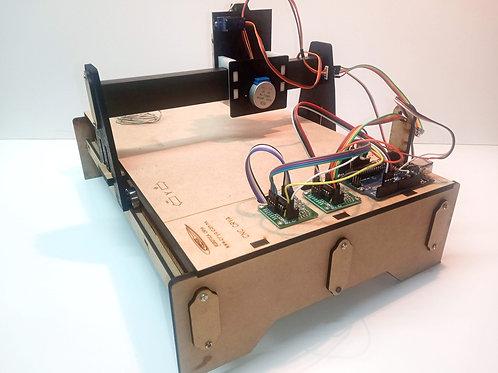CNC mini plotter CRYA