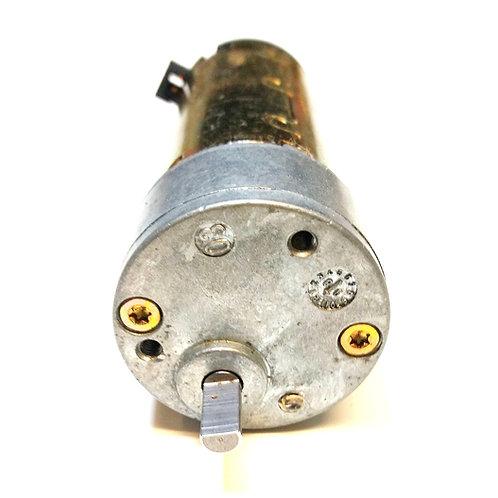 Motoreductor 12Vdc ,440 RPM  código buheler AU