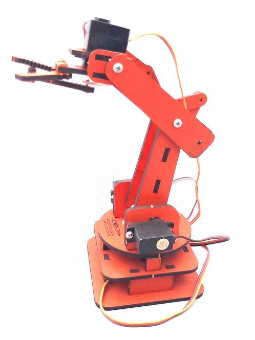 Brazo robot micro     Arduino/PIC