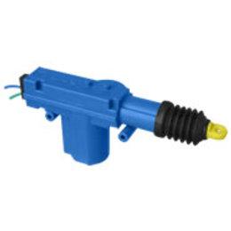 Pistón eléctrico 12 VDC de cierre rápido