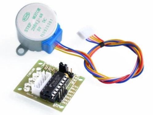 Controladora motor de pasos+motor  pasos bipolar