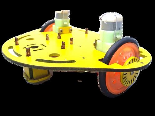 Chasis robot OMNI