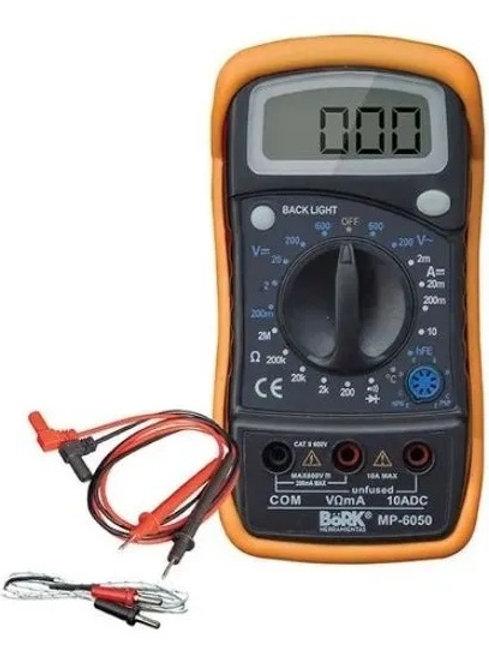 Multimetro  mp650 BORK