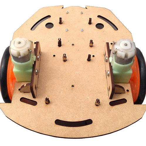 chasis carro robot
